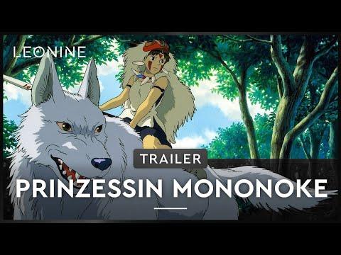 Prinzessin Mononoke Deutsch