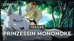 Prinzessin Mononoke - Trailer (deutsch/german)