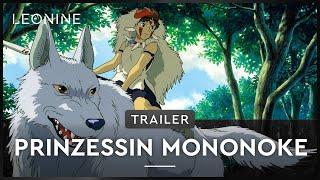 Prinzessin Mononoke - Trailer (deutsch/german)