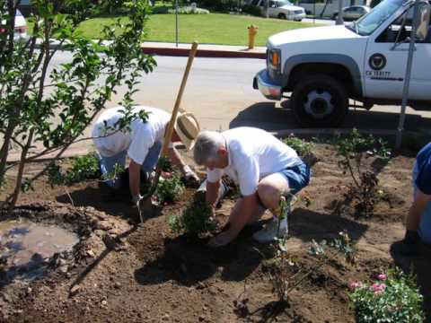 05/15/2004 Centennial Clock Work Party