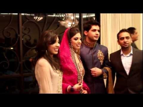 Abdullah & Sadaf's Engagement Party