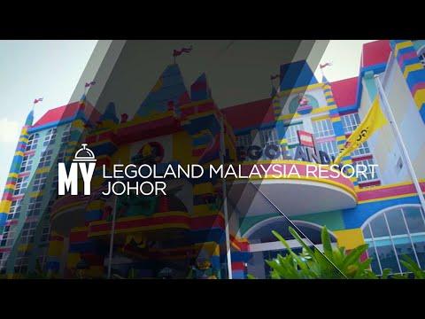 Legoland Malaysia Resort Johor : Episode Video