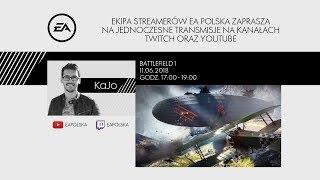 Battlefield 1 z KaJo