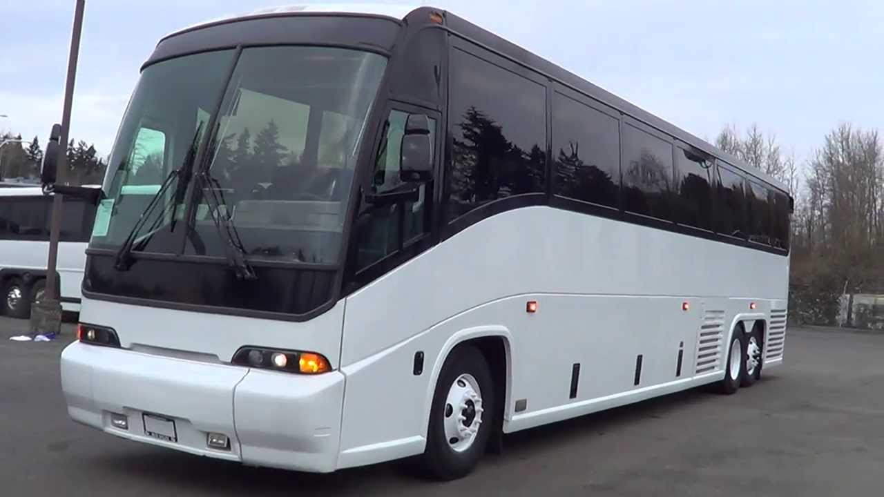Northwest Bus Sales 1999 MCI 102 EL3 Motorcoach 56 ...