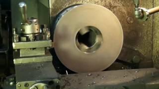 Фланцы. Видео изготовления.(, 2016-05-18T17:00:35.000Z)