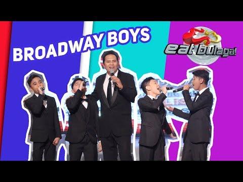 Broadway Boys with Mr. Jun Polistico   November 24, 2017
