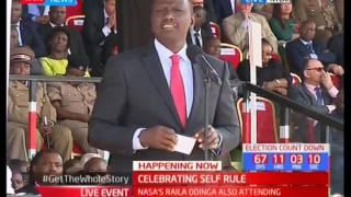 DP William Ruto's full speech during the Madaraka Day celebrations