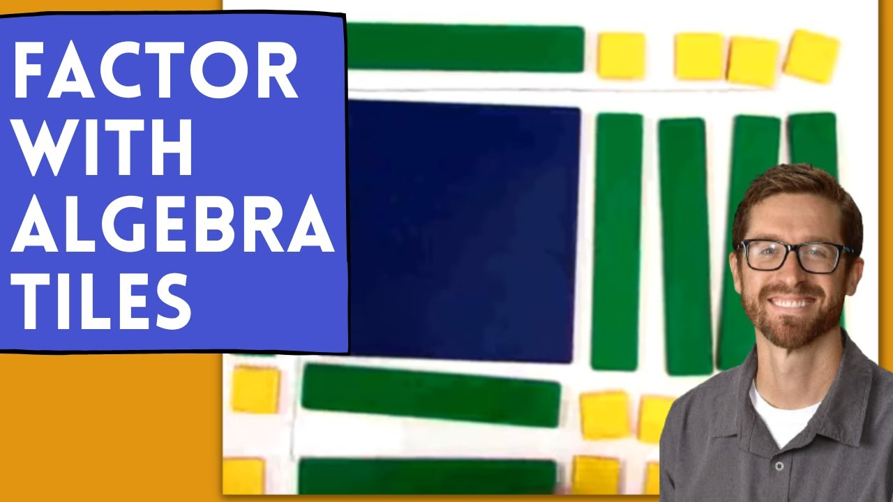 medium resolution of Factoring Polynomials with Algebra Tiles (1) - YouTube