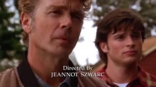 Smallville 5x06 - Senator Jennings visits the Kent farm