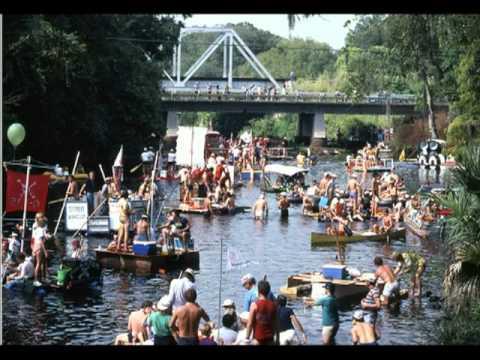 Tugela River Ramblin Raft Race 1977...