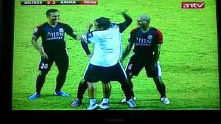 Baixar ISL: Deltras 3-3 Arema. (GOL Free Kick Marcio Souza)