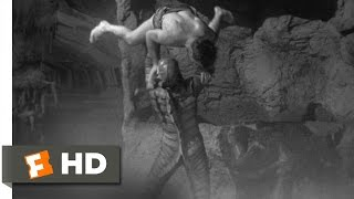 Creature from the Black Lagoon (10/10) Movie CLIP - Killing the Creature (1954) HD