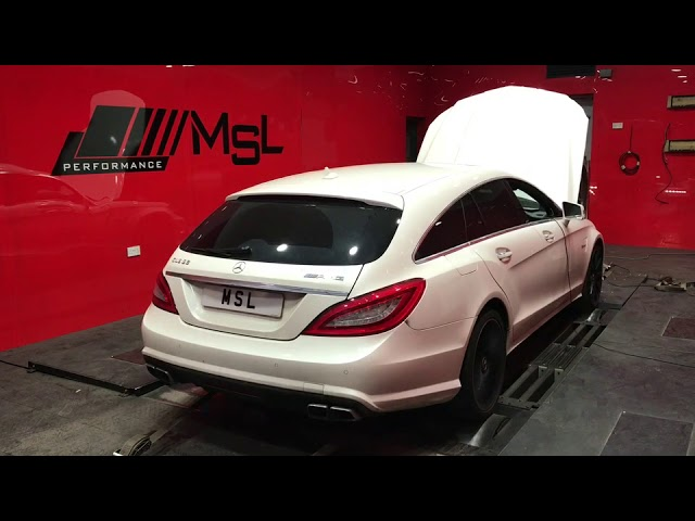 Mercedes Cls63 Shooting Brake