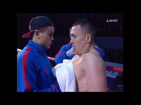 Eldorbek Sayidov vs Anvar Turapov