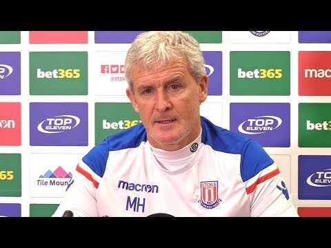 Mark Hughes Full Pre-Match Press Conference - Stoke v Liverpool - Premier League
