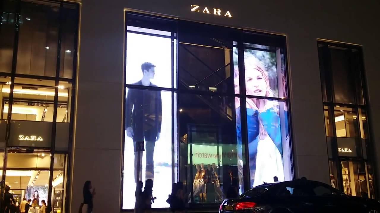 Zara Fashion Show