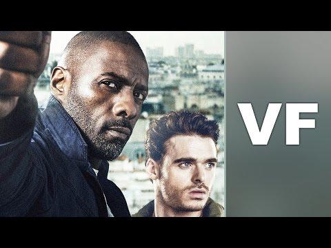 BASTILLE DAY Bande Annonce VF (Idris Elba - 2016)