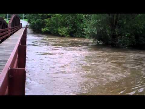 Ramapo River Reserve Bridge - Oakland NJ