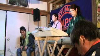 2012.4.21 「豆電球」 山菜コンサートが 高知県香南市夜須町羽尾で開催...