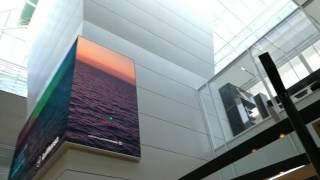 Huawei Mate 9 video sample (1080p) - Munich Airport Terminal