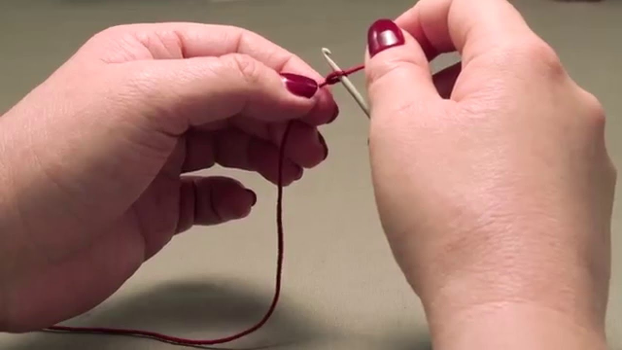 How To Knit A Kippah Step 1 Youtube