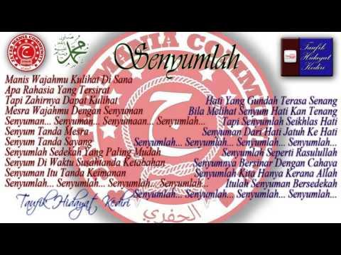 Teks Senyumlah - (JMC) Habib Ja'far Bin Ustman Al Jufri - Al Ikhwan + MP3