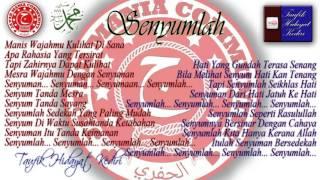 Video Teks Senyumlah - (JMC) Habib Ja'far Bin Ustman Al Jufri - Al Ikhwan + MP3 download MP3, 3GP, MP4, WEBM, AVI, FLV Agustus 2018