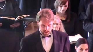 Ego sum abbas - Carmina Burana - Jeremy J. Moore, baritone - Long Island Choral Society