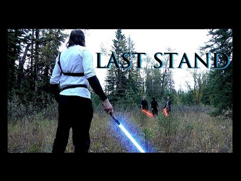 LCC 2017 'Last Stand' lightsaber fight