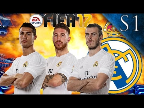 FIFA 17: REAL MADRID CAREER MODE S1 EP. 1 - AUBAMEYANG, COURTOIS SIGN!
