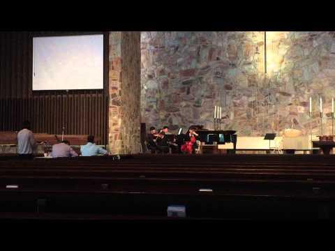 Arizona School for the Arts Piano Trio, Beethoven Drittes Trio