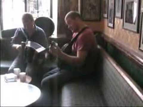 Galway Ireland Pub Musicians