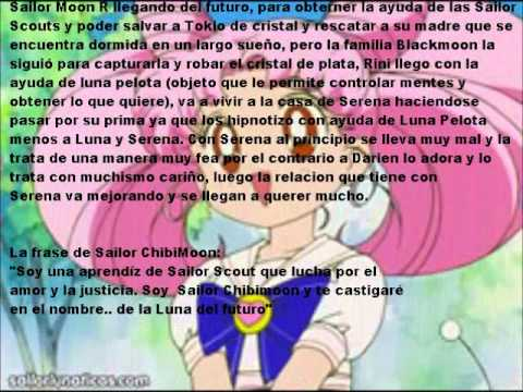 Sailor Moon Personajes Parte 4 Wmv Youtube