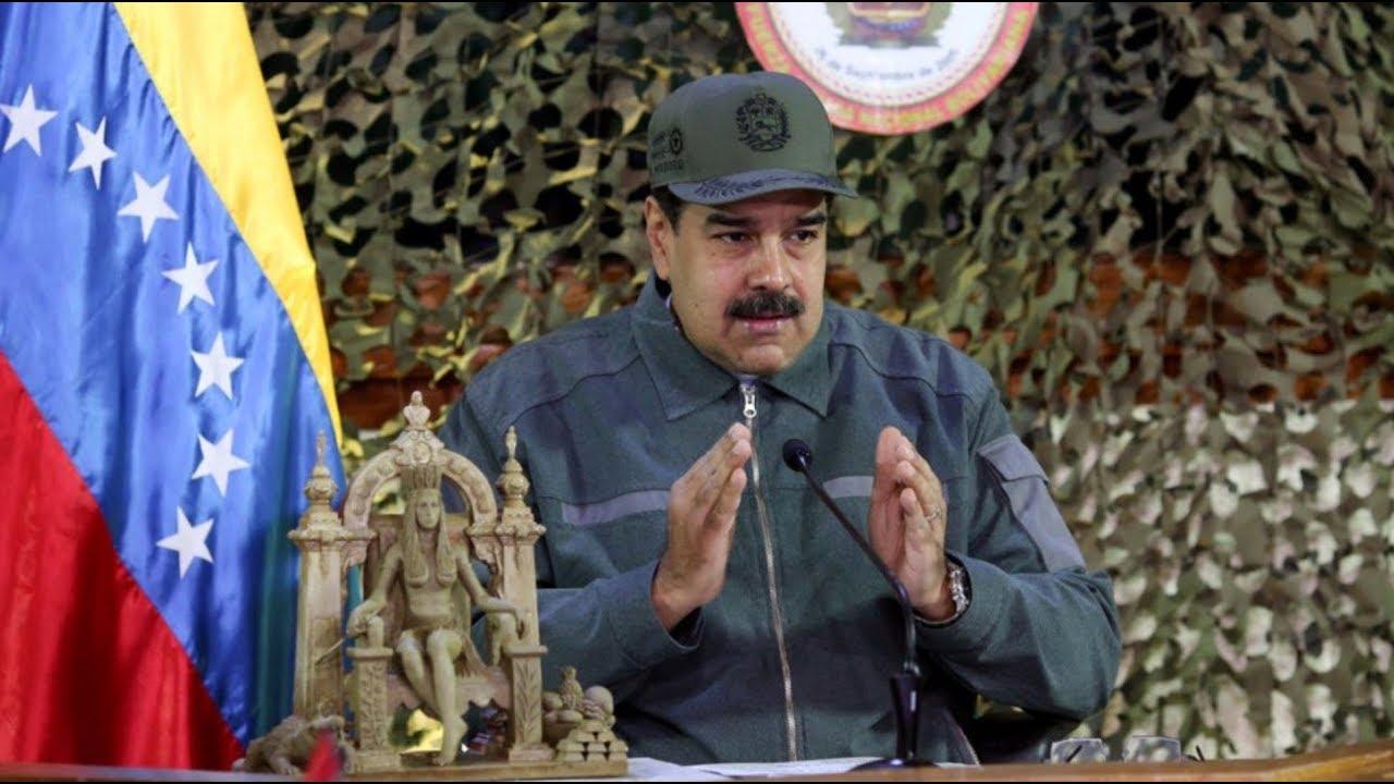 Presiden Venezuela Tuduh Donald Trump Perintahkan Mafia Kolombia Membunuhnya