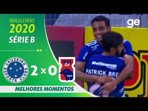 Cruzeiro Parana Goals And Highlights