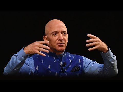 Jeff Bezos wealth tops $170 billion, topping pre-divorce record - Yahoo Finance