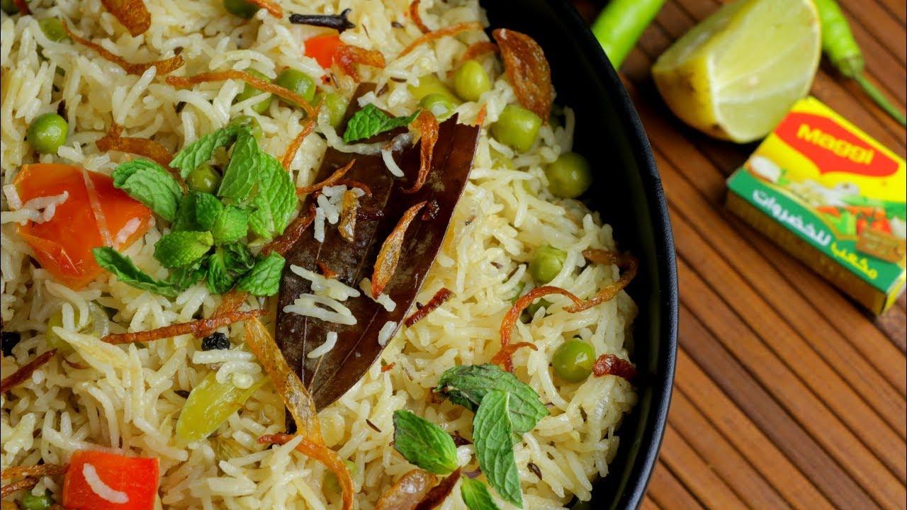 MAGGI MASALA MAGIC PULAO | Variety Maggi Magic Masala Pulao | By Chef Aadil  Hussain