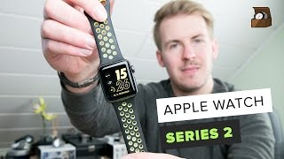 mqdefault - [Cyberport] Apple Watch Series 2 Nike+ 42mm grau mit Sportarmband schwarz/grün für nur 339€