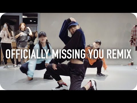 Officially Missing You Remix - Tamia (Midi Mafia Mix aka Radio Main) / May J Lee Choreography
