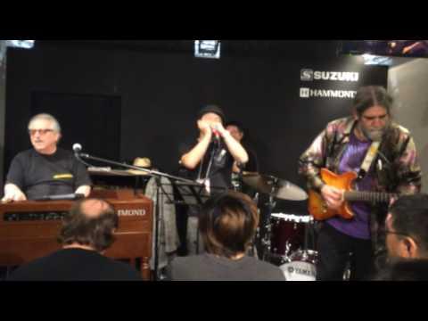 楽器フェア2016 Koei Tanaka and Jon Hammond and Joe Berger part1