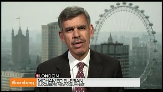 El-Erian: Jobs Report Mixed, Wage Growth Not There Yet