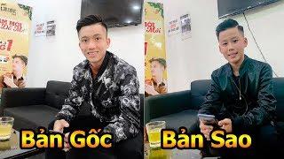 Thử Thách Bóng Đá cắt tóc với Phan Văn Đức , Công Phượng ĐT Việt Nam chung kết AFF CUP 2018
