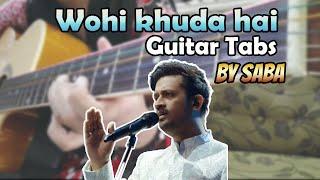 wohi-khuda-hai-guitar-tabs-single-multi-string-atif-aslam-nfak-easy-guitar-tabs