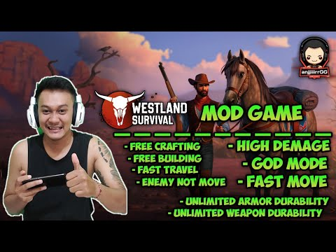 WESTLAND SURVIVAL MOD GAME  - ANDROID FULL HD #GAMEPLAY