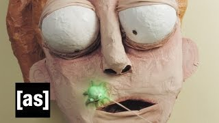 Summer in the Bathroom | Rick and Morty | Adult Swim