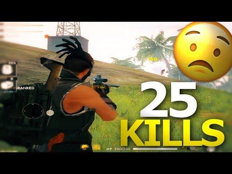 COMO ASSIM 25 KILLS ? - FREE FIRE BATTLEGROUNDS ft Caio - Chin - Piuzinho