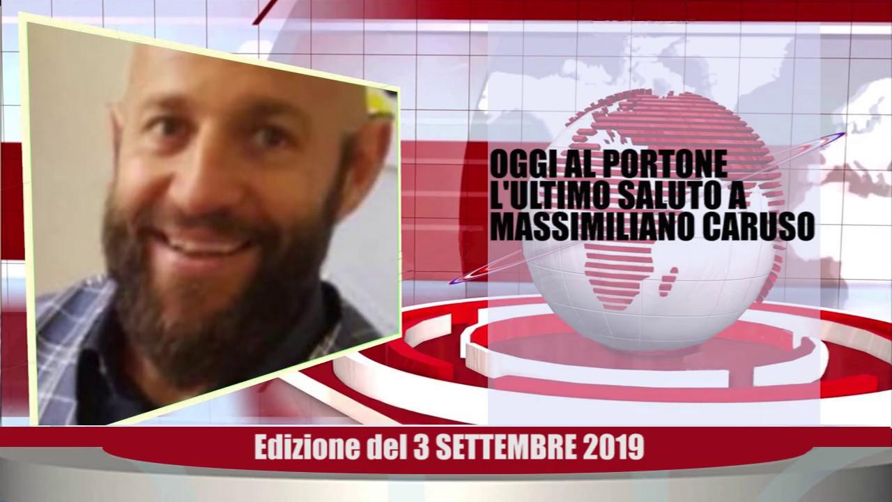 Velluto Senigallia Tg Web del 03 09 2019