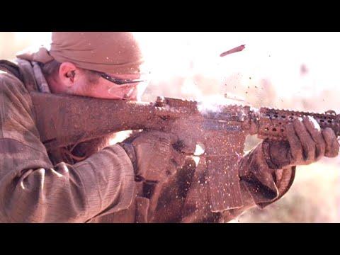 AR15: Mud Test