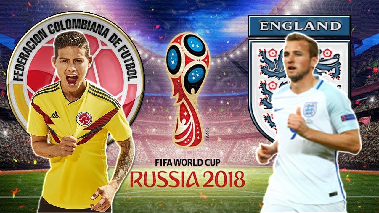 COLÔMBIA VS. INGLATERRA (03 07 2018) COPA DO MUNDO 2018 - Oitavas de Final  - PES 2018 f5c52206b9e86