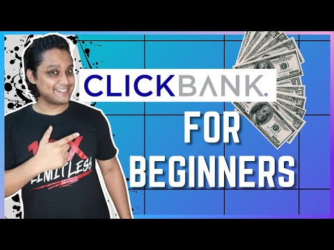 How Does ClickBank Work? Beginner ClickBank Affiliate Marketing Guide